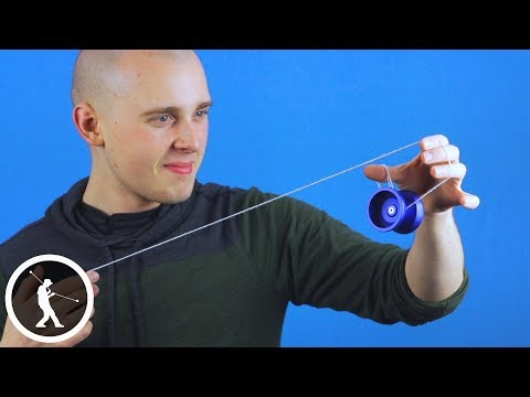 Learn the 1A Yoyo Trick Titanium Chopsticks