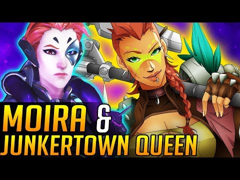 Overwatch | Moira & The Junkertown Queen (Jeff Kaplan Interview)
