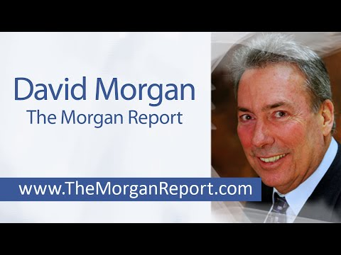 David Morgan on The Daily Gold Podcast