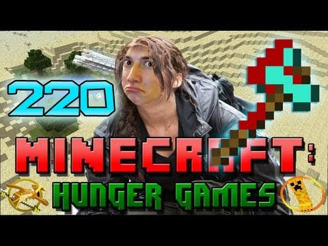 Minecraft: Hunger Games w/Mitch! Game 220 - JEROME HOW COULD YOU!