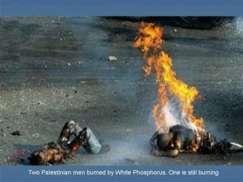 Part II, Israeli White Phosphorous Attack on UNRWA School at Beit Lahia, Gaza , January 17, 2009