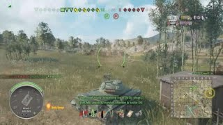World of Tanks Console - spiderpig does whatever spiderpig does
