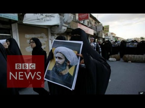 Shia & Sunni sectarianism is 'poisoning' Arab politics - BBC News