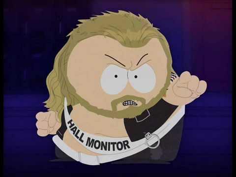 South Park Dog Bounty Hunter Song