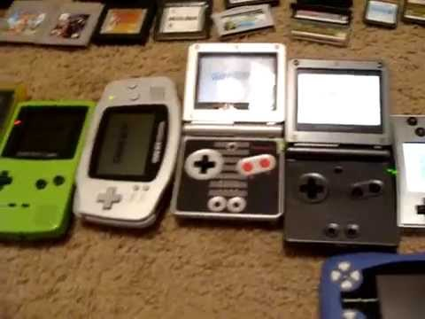 Meet the Nintendo Game Boy Family!