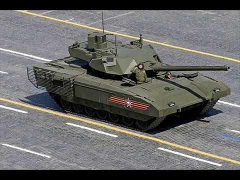 В США назвали главное преимущество российской Арматы перед Abrams