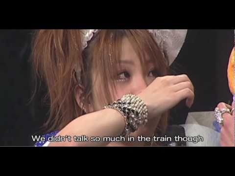 Tanaka Reina - Words to Graduating Members (English Sub)