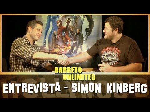Entrevista: Simon Kinberg | Barreto Unlimited S01E08