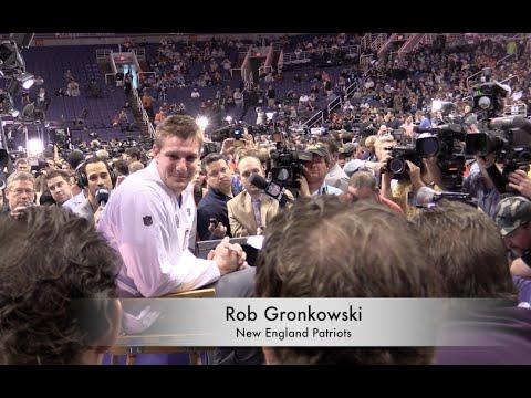 Barstool Sports NFL Super Bowl Media Day
