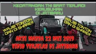 PEOPLE POWER 22 MEI 2019 PART 2 BENTROKAN SANGAT MENCEKAM BANYAK KORBAN JIWA!!!!