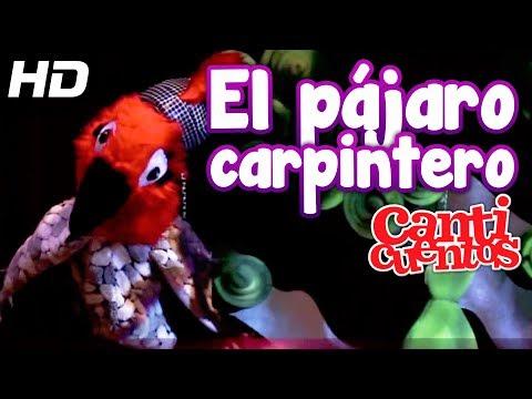 Musicreando Presenta Canticuentos El Pájaro Carpintero Capitulo 19