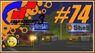 Let's Play Gran Turismo 3: Aspec Part 74: Special Stage Route 11 Endurance (Chevrolet Corvette C5R)