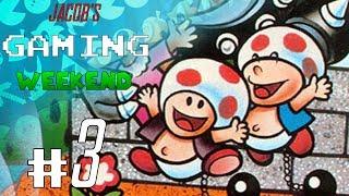 Jacob's Gaming Weekend: Super Mario Bros. Part 3 (FULL-BLOWN BREAKDOWN)