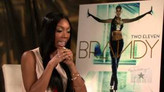 Brandy Channels Tamar Braxton As Her Inspiration For Chardonnay - HipHollywood.com