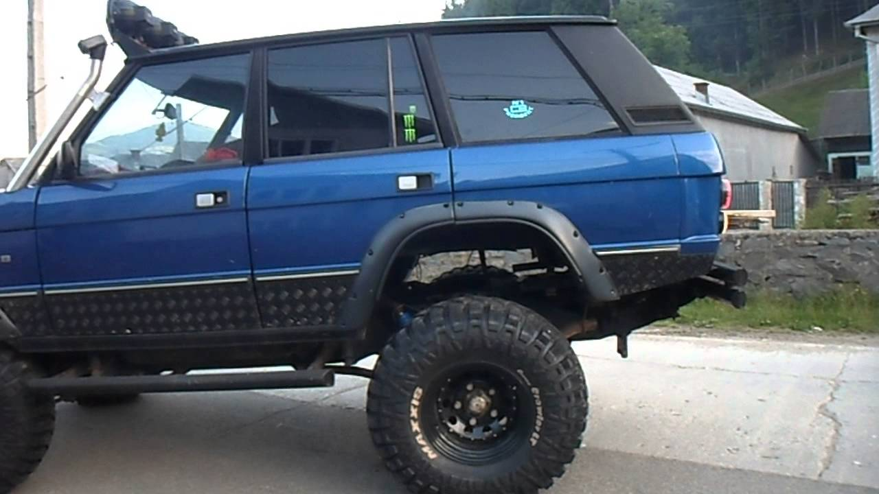 For sale now range rover classic monstertruck youtube