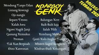 Download lagu NDARBOY GENK FULL ALBUM KOLEKSI TERBAIK 2021  Mendung Tanpo Udan   Ojo Nangis   Lintang Sewengi