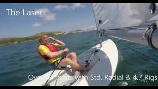 Laser Sailing - Minorca Sailing