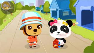 Earthquake Safety Tips | Baby Panda | Jet's Channel