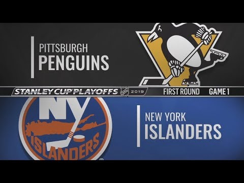 NHL Playoffs | Айлендерс Vs Питтсбург | Pittsburgh At NY Islanders | HIGHLIGHTS | НХЛ Плей-офф