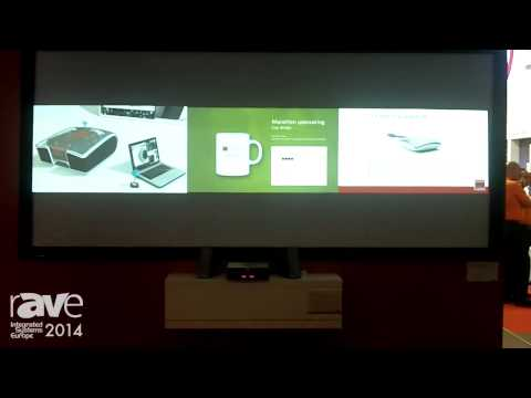ISE 2014: Barco Introduces The ClickShare CSM-1