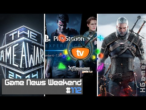 Game News Weekend - #112 от XGames-TV (Игровые Новости)