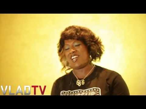 Gangsta Boo On Rah Digga Saying Iggy Bit Her Style video
