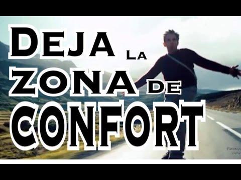 Viaja - Salir dela Zona de Confort (Motivación)