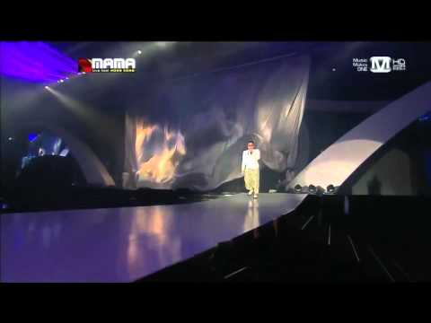 (psy) -  (gangnamstyle)  Mama 2012 video