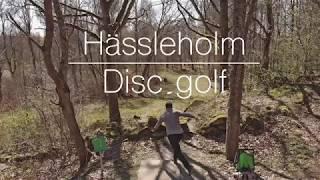 Hässleholm Disc Golf park Sweden