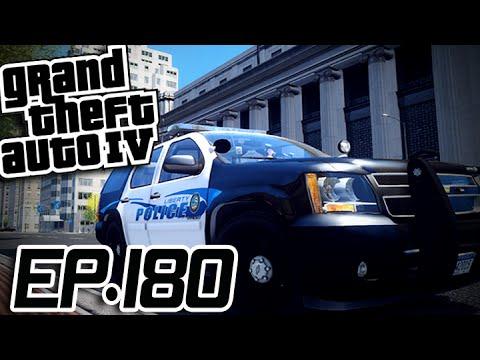 GTA 4 LCPDFR 1.0 - Episode 180 - Full Flight Combat Mode! (1 v 1 Death-match)