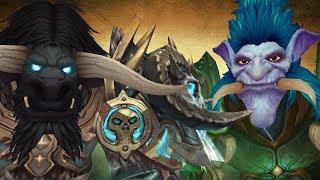 UNSERE WOWOCHE #4 | World of Warcraft Talk / Podcast - Headsets, Hasen und Busreisen