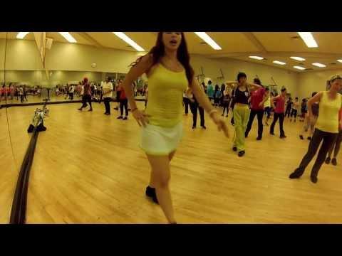 Sujeily Zumba 20131017 11 - La Duena Del Swing video