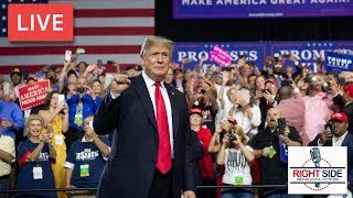 President Donald J. Trump Rally LIVE from Rochester, MN 10/4/18