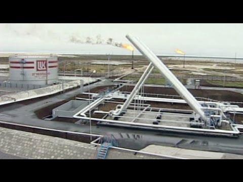 Kiev concede a Shell y a Chevron la explotación de dos grandes yacimientos de gas