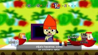 Parappa the Rapper - All Stages [PSP] 39:34