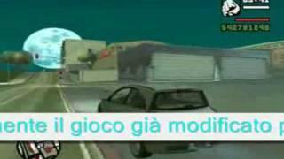 GTA San Andreas Mod PS2, Moddato!