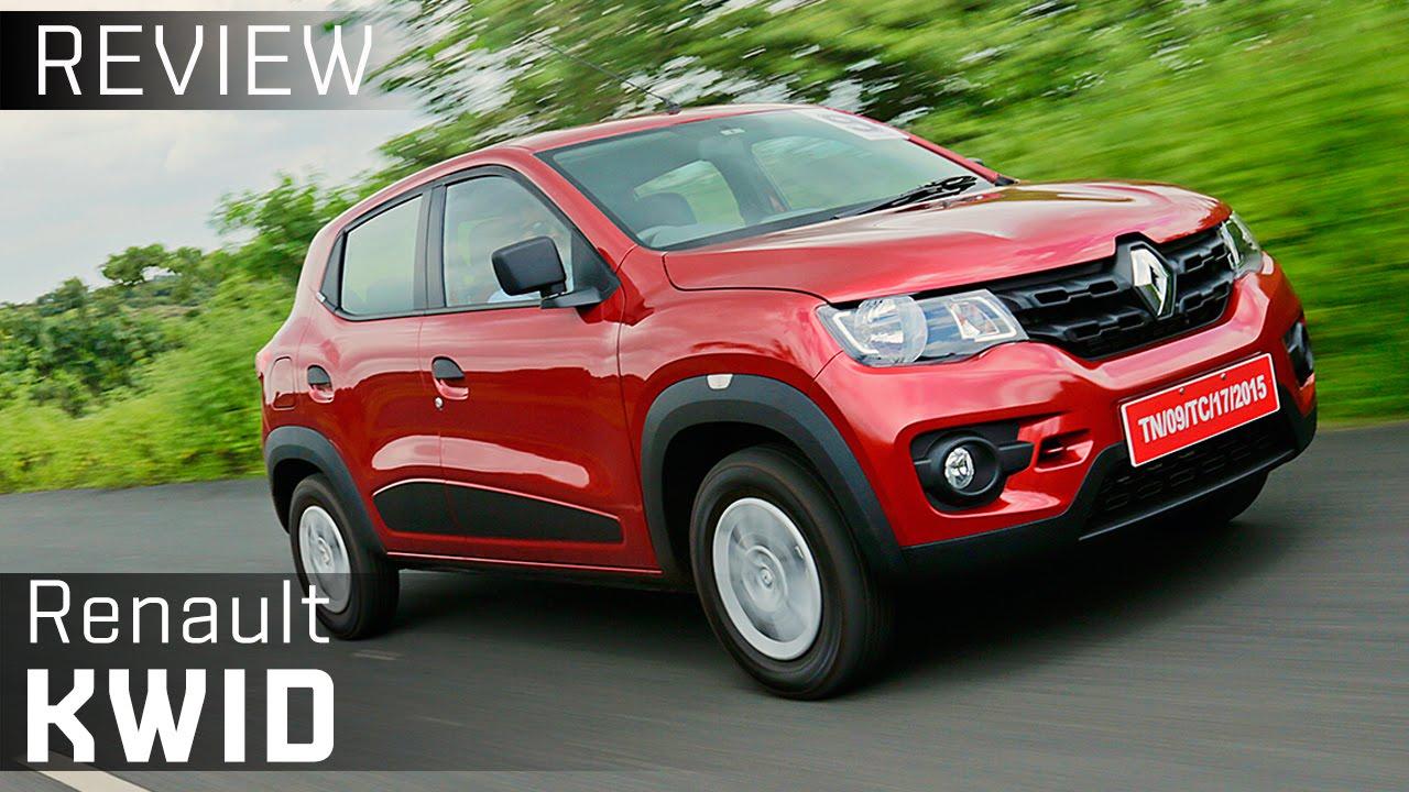 Renault Kwid :: Review Video :: ZigWheels - YouTube