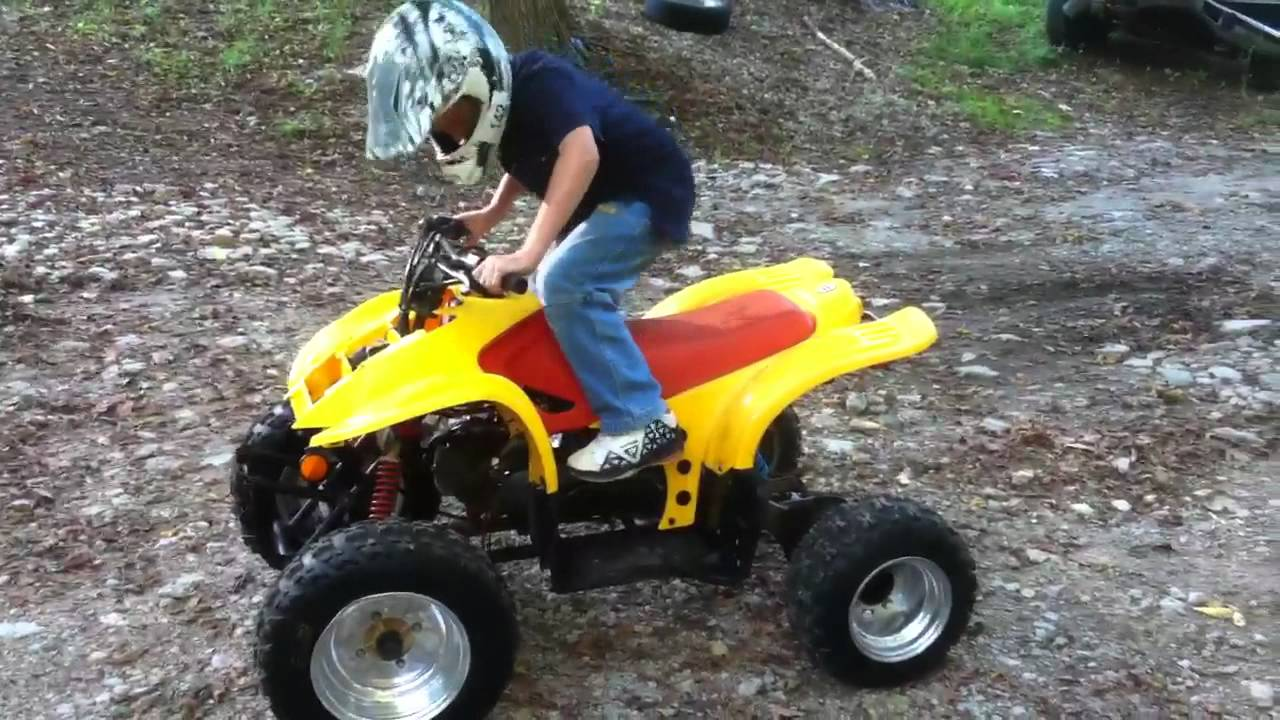 Ds 250 Can Am Photo Trend Ideas 2008 Wiring Diagram Bombardier 70 Race Ready Mini Quad For Sale Youtube