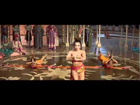 Kismet (1955) - Diwan Dances Pt 1 (Rahadlakam)