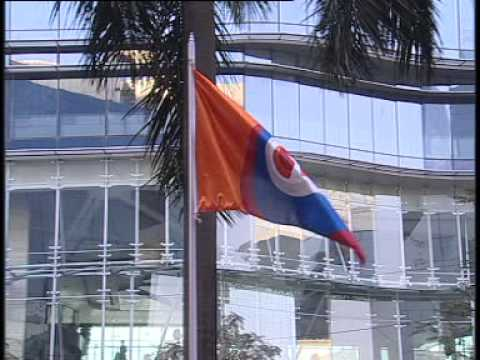 Icici Group Unveils Its Flag video