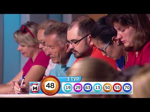 Тираж 246 жилищной лотереи