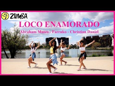 Abraham Mateo, Farruko, Christian Daniel - Loco Enamorado   Zumba®/Fitness Dance @vuthaa