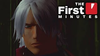 The First 11 Minutes of Devil May Cry from the HD Collection