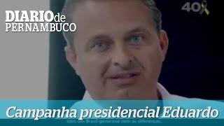 Primeiro v�deo da Campanha Presidencial de Eduardo Campos