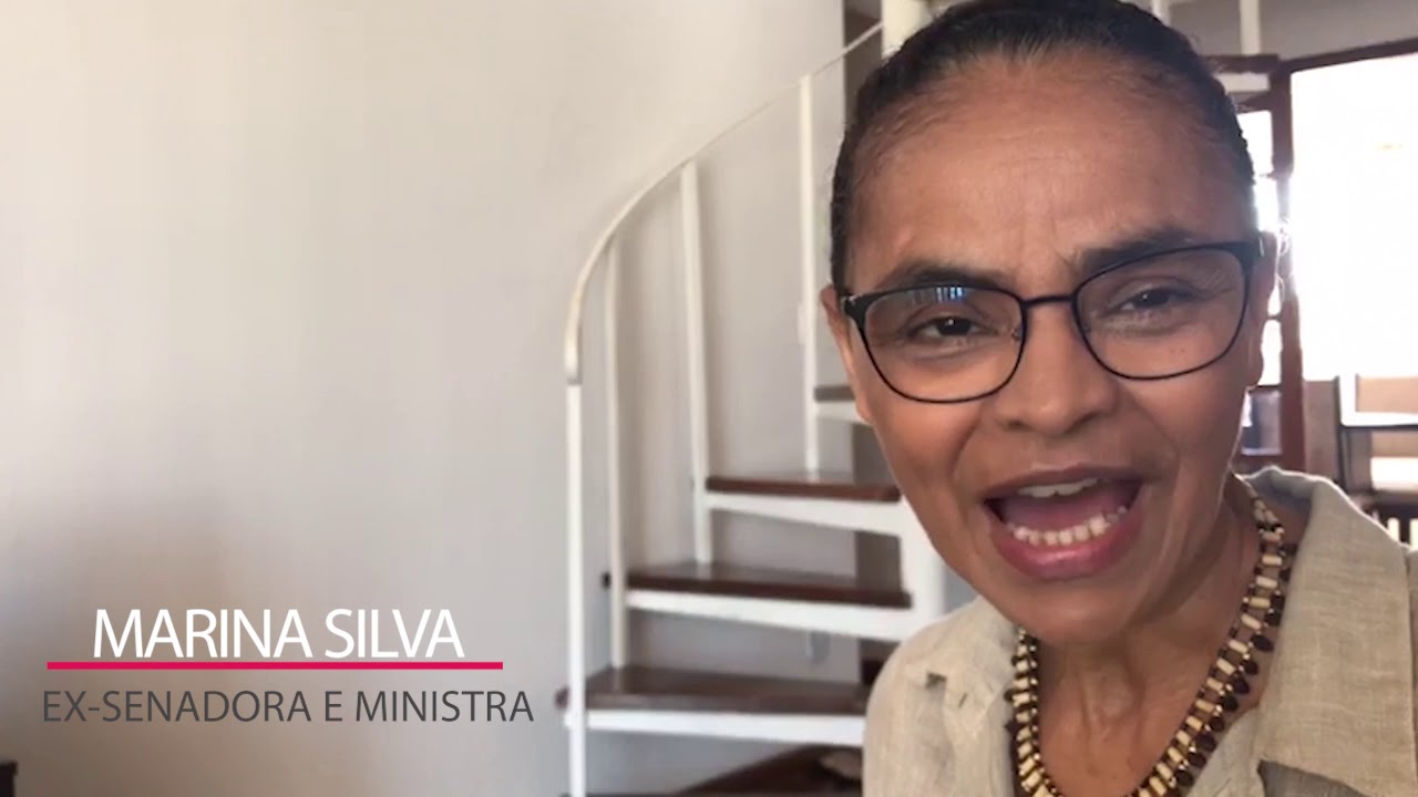 Marina Silva - Feliz Aniversário Caio!