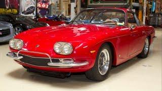 1967 Lamborghini 400 GT 2 + 2 - Jay Leno's Garage