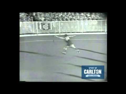 Leo Brereton - Carlton Football Club Past Player