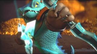 Skylanders: Trap Team - Introduction Scene
