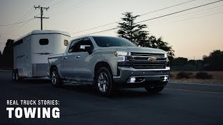 2019 Chevy Silverado: Towing | Chevrolet