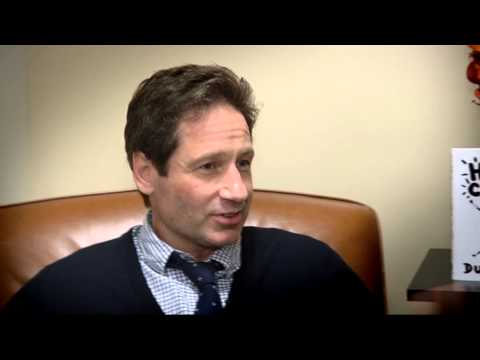 David Duchovny on the Return of X-Files | Two Tube